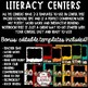 Literacy Centers 3rd Grade, 4th Grade & 5th Grade- Literacy Stations Bundle