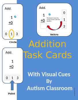 Special Order - Editable Math Task Cards for Tara L.