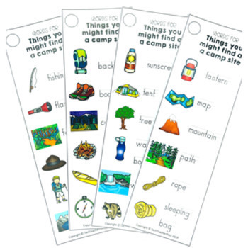 Special Places Writing Activities Bundle