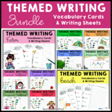 Themed Writing Activities Bundle