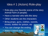 Animal Farm by George Orwell Cooperative Learning Projects
