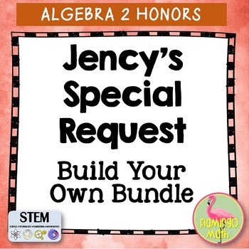 Special Request for Jency
