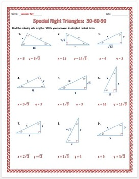 worksheet. Solving Right Triangles Worksheet. Grass Fedjp ...