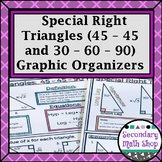 Special Right Triangles (45 - 45 & 30 - 60 - 90) Notes She