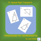 Special Right Triangles A