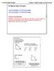Special Right Triangles: 45º-45º-90º and 30º-60º-90º (Lesson with Homework)