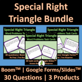 Special Right Triangles Word Problems Boom, Google, Task C