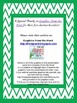 Special Schedule for Parents-Chevron Pattern-Editable