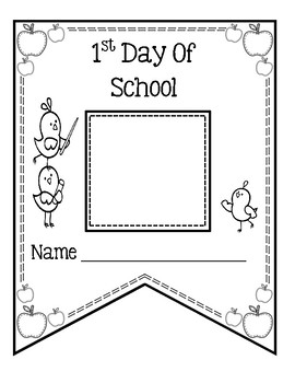 Special School Days - Classroom Pennants