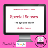 Special Senses: The Eye and Vision Digital Resource: On GO