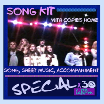 Special Song Kit for music teachers: 30 students