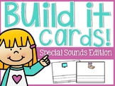 Special Sounds Build It Cards