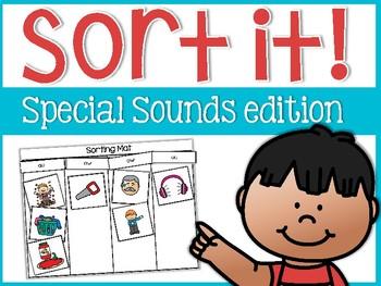 Special Sounds Sort It