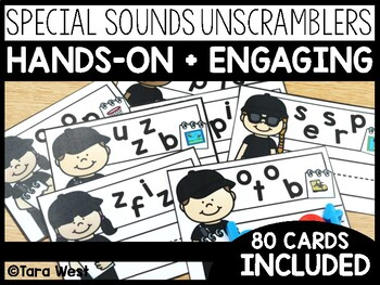 Special Sounds Unscramblers