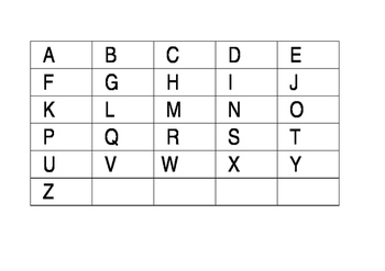 Special ed Autism matching alphabet