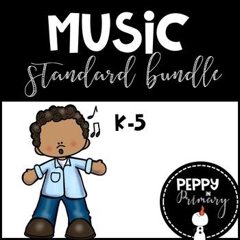 Specialists Standards Bundles - Music