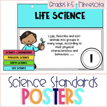 Specialists Standards - Science (K-5)