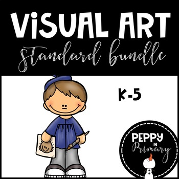 Specialists Standards Bundles - Visual Art
