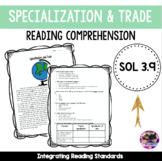Specialization and Trade VA SOL 3.9