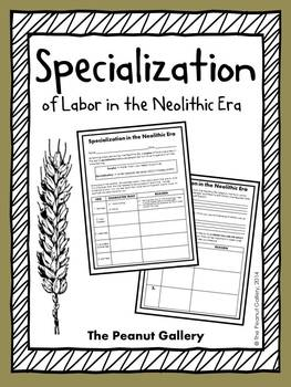 Specialization of Labor in the Neolithic Era