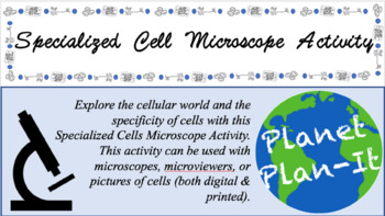 Specialized Cell Activity