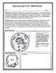 Specialized Cells Worksheet