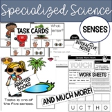Specialized Science: Five Senses