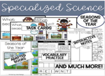 Specialized Science: Growing Bundle