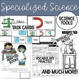 Specialized Science: Science Tools