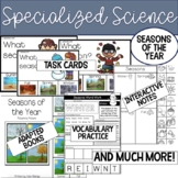 Specialized Science: Seasons