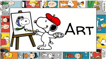 Specials Schedule SNOOPY / PEANUTS THEME