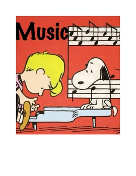 Specials by Snoopy