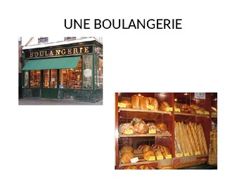 Specialty Shops in France