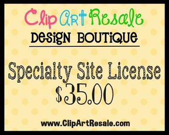 Specialty Site License - Bonus Offer