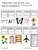 Specialty Words - Set of 5 Differentiated Word Work & Vocabulary Packets