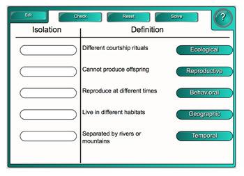 Speciation SMART notebook presentation