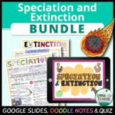 Speciation and Extinction Bundle - Digital Learning
