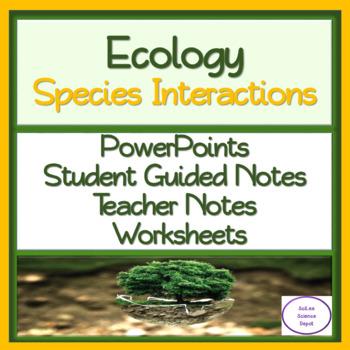 Basic Ecology Notes Ppt Worksheet - Worksheet List