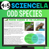 Species and Environments Reading & Writing | SciencELA | D