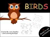 Species of Birds - PreK to G2 - Science