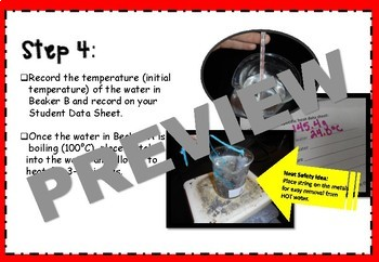 Specific Heat Lab Investigation: The Case of the Unknown Metal