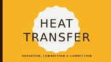 Specific Heat and Heat Transfer