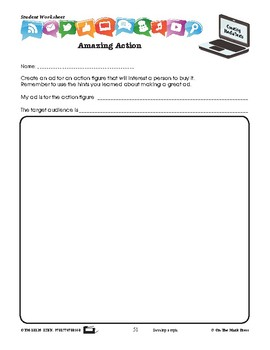 Specific Purpose and Audience Lesson Plan Grades 2-3 - Aligned to Common Core