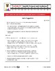 Specific Purpose and Audience Media Texts Lesson Plan  - Aligned to Common Core
