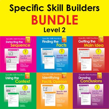 Specific Skill Builders Bundle Level 2