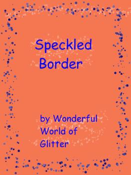 Speckled Border