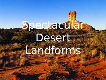 Spectacular Desert Landforms - Geography