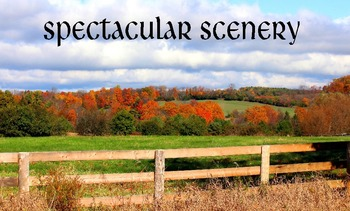 Spectacular Scenery.....(photos for commercial use)