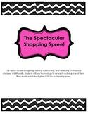 Spectacular Shopping Spree - A Math Adventure