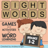 Sight Word Activities for Primary Students